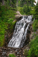 Photo of Heather Meadows Falls