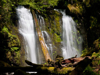 Photo of Lower Parker Falls