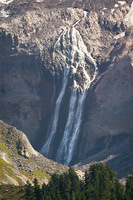 Photo of Mowich Glacier Falls