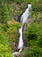 Photo of Sattler Falls
