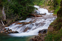 Photo of Straight Creek Falls