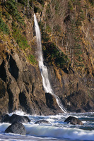 Photo of Third Beach Falls