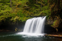 Photo of Upper Butte Creek Falls