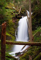 Photo of Upper Dalles Creek Falls