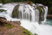 Photo of Upper Lewis River Falls