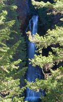 Photo of Upper Mesatchee Creek Falls