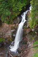 Photo of Upper Pin Creek Falls