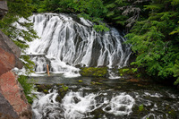 Photo of Upper Walupt Creek Falls