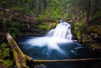 Photo of Whitehorse Falls