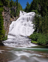 Photo of Walupt Creek Falls
