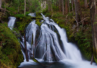 Photo of Little Zigzag Falls