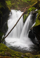 Photo of Upper Sulphur Creek Falls