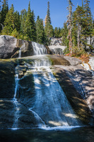 Photo of Upper Snow Creek Falls