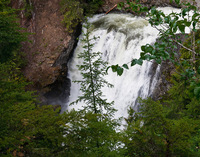 Photo of Fish Ladder Falls