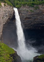 Photo of Helmcken Falls
