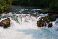 Photo of Husum Falls