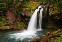 Photo of Iron Creek Falls