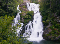 Photo of Lemah Creek Falls