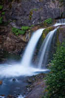 Photo of Lower Lava Canyon Falls