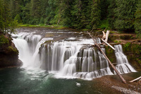 Photo of Lower Lewis River Falls