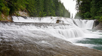 Photo of Middle Lewis River Falls