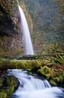 Photo of Middle Ruckel Creek Falls