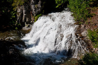 Photo of Nannie Creek Falls
