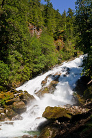 Photo of Newhalem Creek Falls