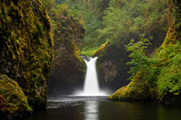 Photo of Punch Bowl Falls