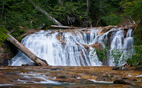 Photo of Quartz Creek Falls