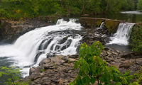 Photo of Scotts Mills Falls