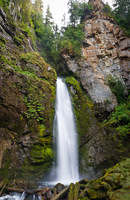 Photo of Sholes Creek Falls