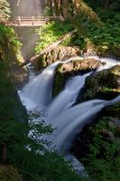 Photo of Sol Duc Falls
