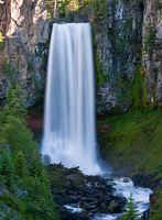 Photo of Tumalo Falls